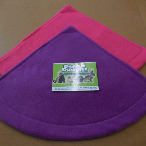 soaker pads triangle