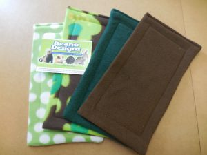 soaker pads rectangle