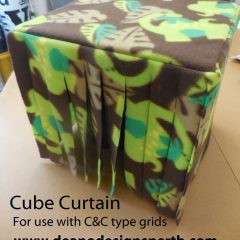 Cube Curtain (for C&C or KMART)