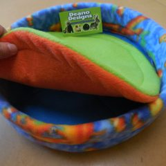Round Potty Pad