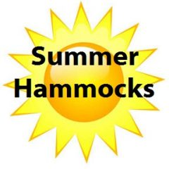 Summer Hammocks – all kinds